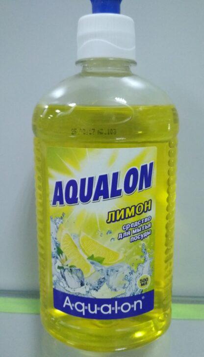 Aqualon Лимон средство для мытья посуды 0