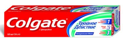 Colgate Тройное действие Зубная паста 100 мл