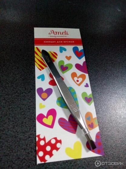 Ameli Пинцет для бровей