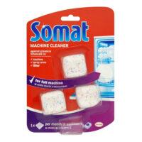 Somat Machine Cleaner Чистящее средство для посудомоечных машин 3 х 20 гр