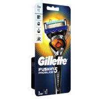 Gillette Fusion 5 ProGlide бритвенный станок с 2 сменными кассетами