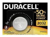 Duracell code: 2032  dl/cr 2032 литиевые батарейки (цена за 1 шт)