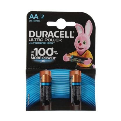 Duracell Ultra Power MX1500 АА щелочные пальчиковые батарейки (цена за 1 шт)