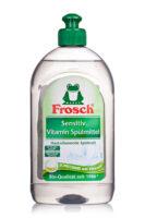 Frosch Гипоаллергенное средство для мытья посуды 500 мл