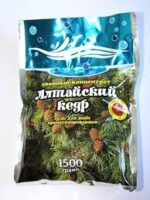 Алтайский кедр хвойный концентрат соль для ванн 1500 гр
