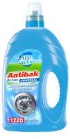 Aromika Antibac de luxe universal антибактериальный  гель для стирки 4300 мл