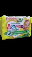 Весна С маслом оливы смягчающее Детское крем-мыло  4*75 г