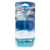 Kloger Aktiv морская свежесть с омывающей жидкостью туалетный блок 2*55 мл