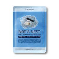 Farm Stay Bird*s nest с экстрактом ласточкиного гнезда Тканевая маска для лица