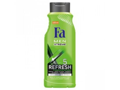 Fа men Refresh 5 Xtreme Гель для душа 250 мл