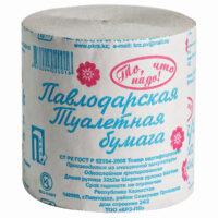 ПАВЛОДАРСКАЯ Туалетная бумага 1 рул
