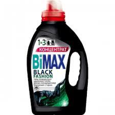 BIMAX  Black fashion гель-концентрат для стирки 1500 г