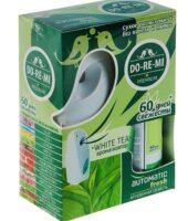 DO RE MI белый чай освежитель воздуха+автоматический деспенсер+2 батарейки комплект