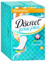 DISCREET Deo Waterlili zone plus ежедневные Прокладки 50 шт