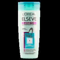 Loreal Elseve 3 Ценные глины для жирных у корней и сухих на кончиках волос Шампунь 250 мл