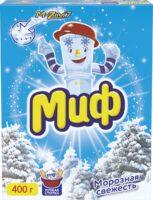 МИФ Морозная свежесть для ручной стирки порошок 400 гр