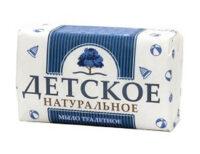 Рецепты чистоты детское натуральное туалетное мыло 180 гр