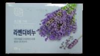 Корейское экстрактом лаванды Косметическое Мыло 100 гр