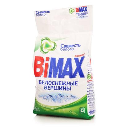 BIMAX Белоснежные вершины автомат Порошок 3 кг