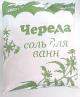 Aromika Череда Соль для ванн 1000 гр