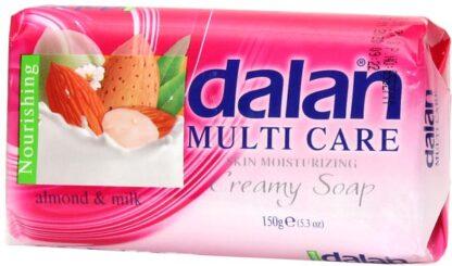 Dalan Multi care Миндаль Мыло 150 гр
