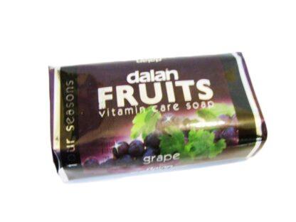 Dalan Fruits Виноград Мыло 150 гр