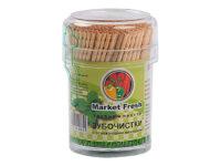 Market Fresh с мятой Зубочистки 300 шт