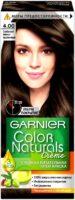 Garnier Color Naturals 4.00 Глубокий темно-каштановый крем-краска для волос