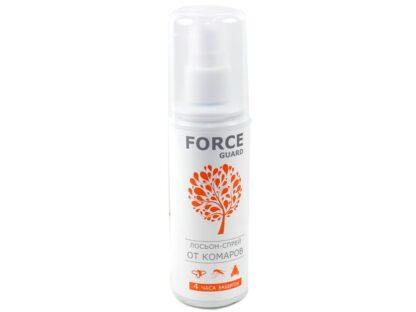 Force-guard  Лосьон-спрей от комаров 100мл