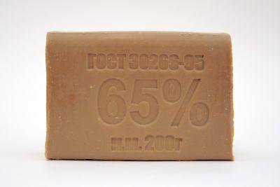Хозяйственное мыло 65% 230 гр