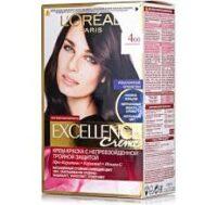 Loreal EXCELLENCE Creme 400 Каштановый Крем-краска для волос