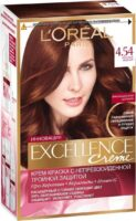 Loreal EXCELLENCE Creme 4.54 Богатый медный Крем-краска для волос