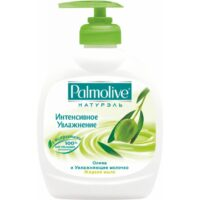 PALMOLIVE Интенсивное увлажнение олива Жидкое мыло для рук 300 мл