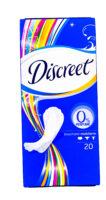 DISCREET breathable без запаха ежедневные Прокладки 20 шт