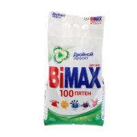 BIMAX 100 пятен автомат Порошок 3 кг
