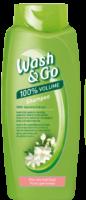 Wash&Go With Jasmine Extract для нормальных волос шампунь 750 мл