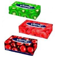 Kleenex Family Салфетки бумажные в ассортименте 150 шт