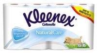 Kleenex natural care Туалетная бумага 3-х слойная 8 рулонов