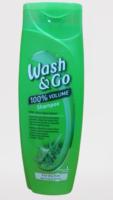 Wash&Go с экстрактом Алоэ вера для сухих волос шампунь 400 мл