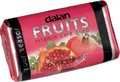 Dalan Fruits Гранат Мыло 150 гр