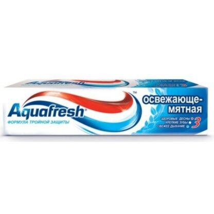 Aquafresh Освежающе-мятная Зубная паста 100 мл