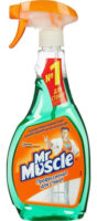 Mr Muscle Утренняя роса  Средство для стекол с нашатырным  спиртом 500 мл