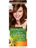 Garnier Color Naturals 4.3 натуральный золотистый каштановый крем-краска для волос