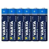 Varta Longlife power High Energy BL-12 щелочные пальчиковые батарейки (цена за 1 шт)