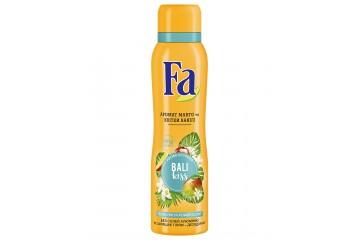 Fа ритмы острова Бали аромат манго и ванили спрей Дезодорант 150 мл