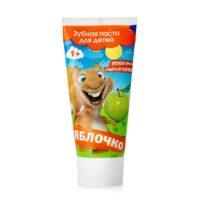 Kids Яблочко от 1 года Детская зубная паста 75 гр