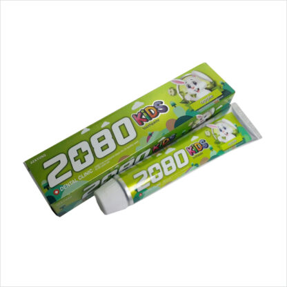 Dental Clinic 2080 Яблоко от 2-х лет детская зубная паста 80 г