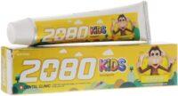 Dental Clinic 2080 Банан от 2-х лет детская зубная паста 80 г