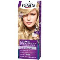 Palette 0-00 осветляющий интенсивный цвет стойкая крем-краска для волос