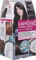 Loreal CASTING Cremе Gloss 3102 холодный темно-каштановый краска-уход для волос